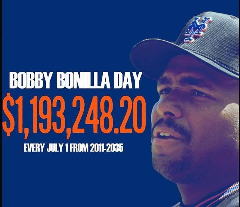 8th annual Bobby Bonilla Day Thumbnail