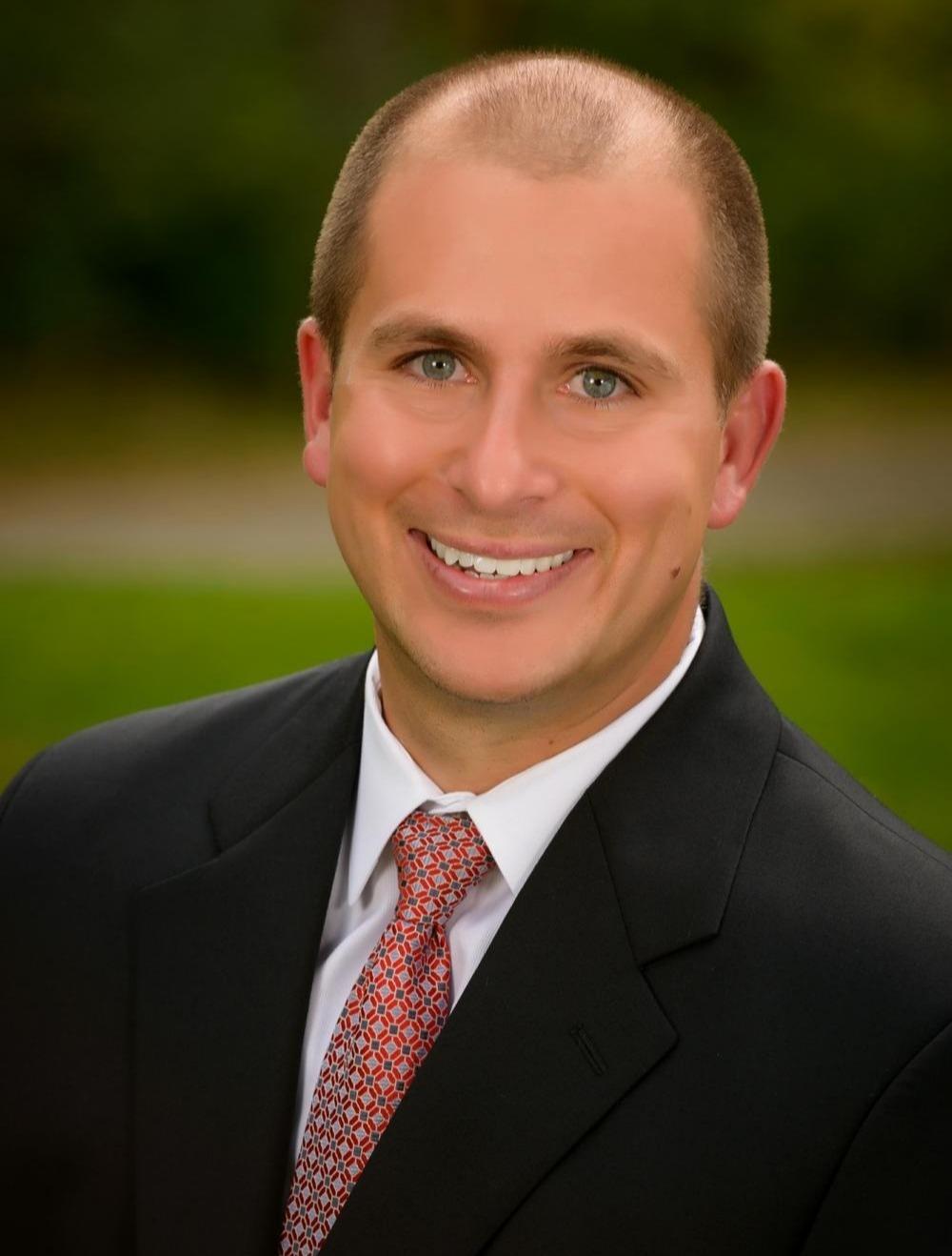 Adam J. Pusateri, CFP® Hover Photo