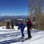 Family skiing Houston, TX Robare & Jones Wealth Management