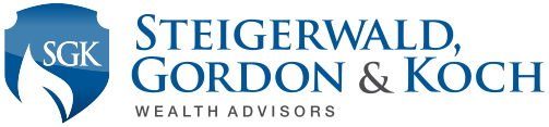 Logo for Steigerwald, Gordon & Koch Wealth Advisors