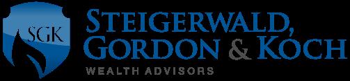 Logo for Steigerwald, Gordon & Koch Wealth Advisors
