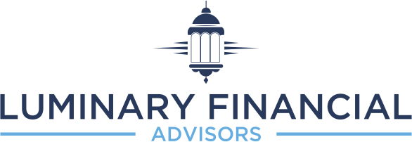 Logo for Luminary Financial Advisors