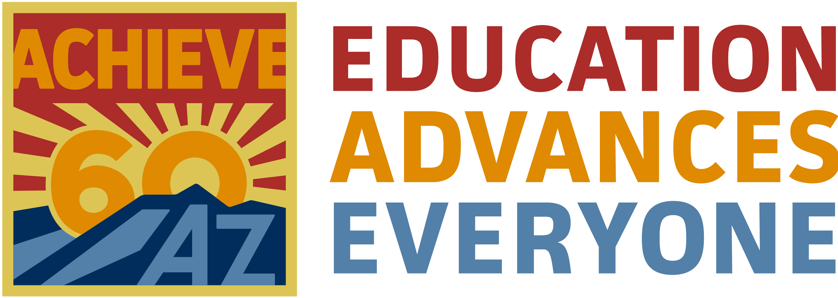 Achieve 60 Arizona logo