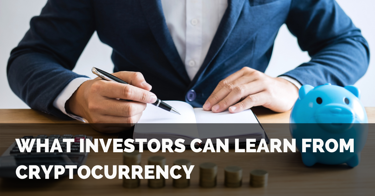What Investors Can Learn From Cryptocurrency Thumbnail