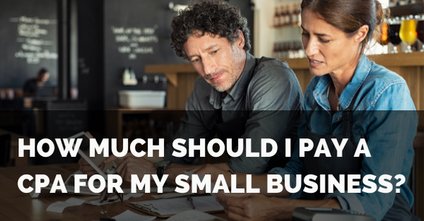 How Much Should I Pay an Accountant for My Small Business? Thumbnail