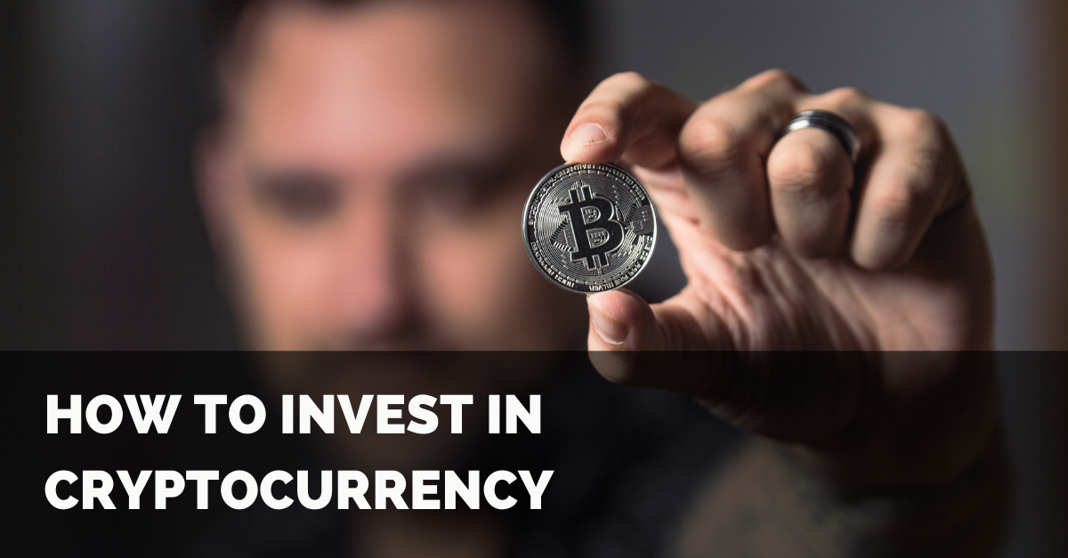 How To Invest in Cryptocurrency Thumbnail