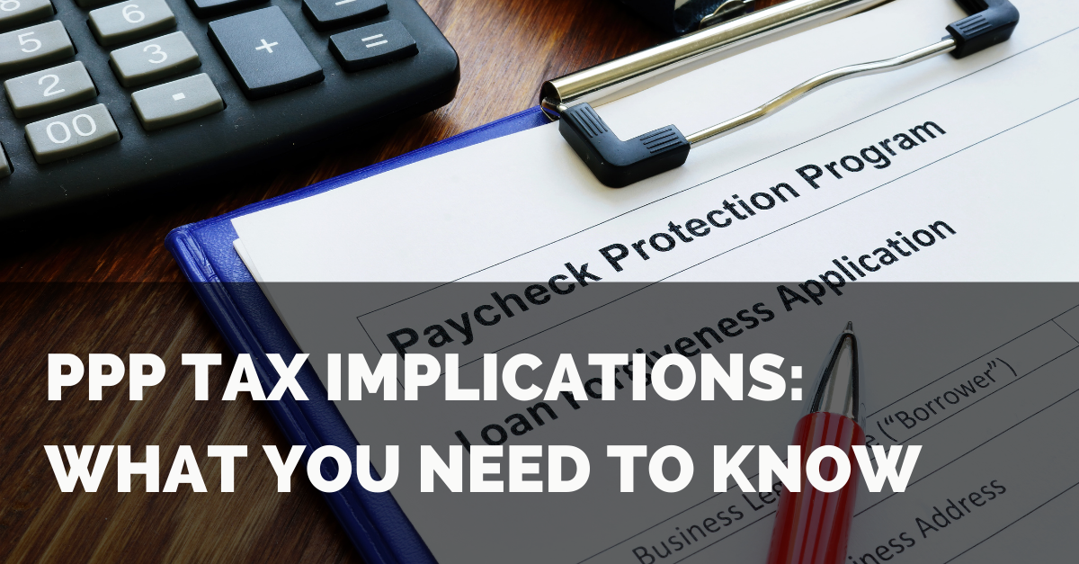 PPP Loan Tax Implications: What Small Business Owners Need to Know Thumbnail