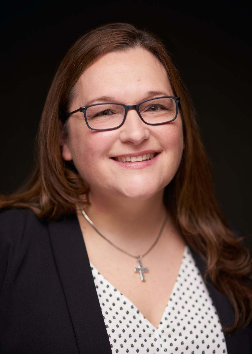 Megan Amick, CPA Photo