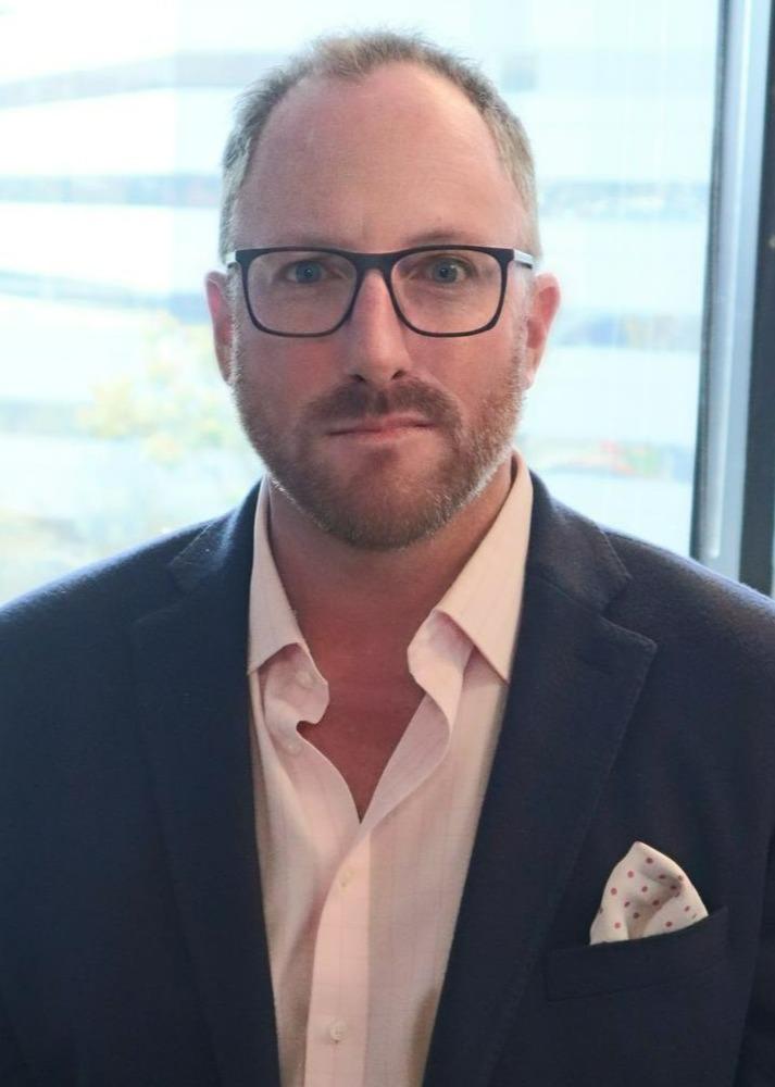 Michael J. Kane Hover Photo