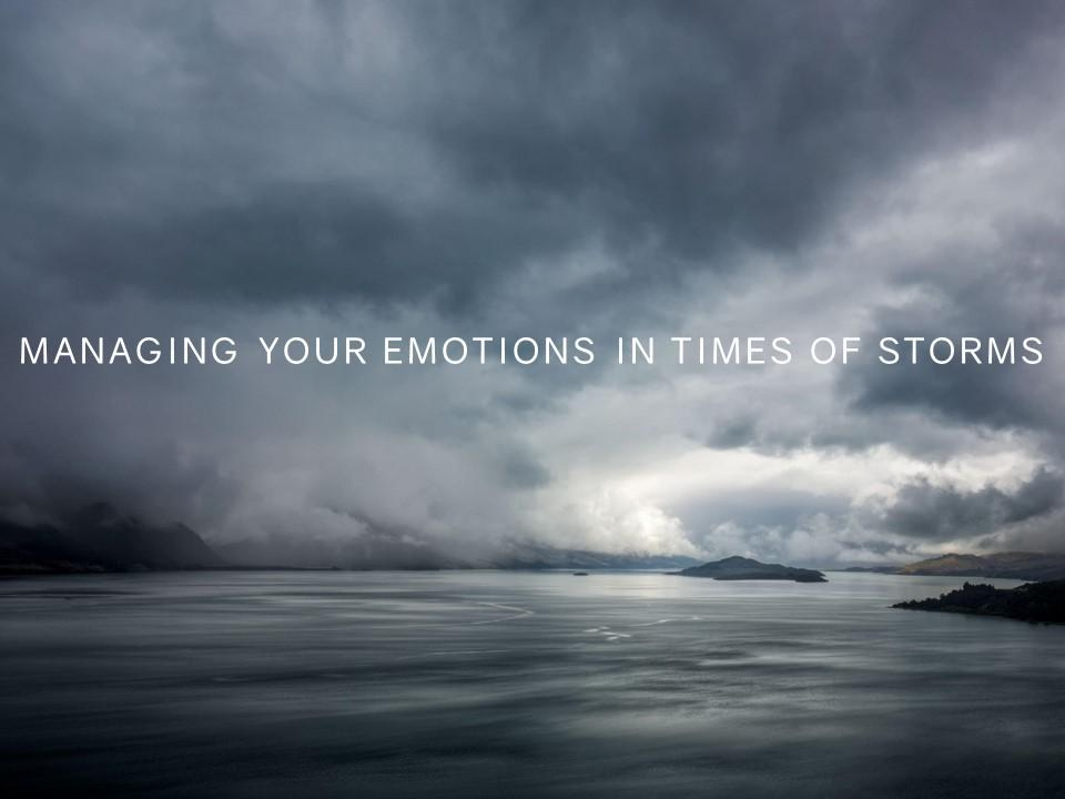 Managing Your Emotions When Investing Thumbnail