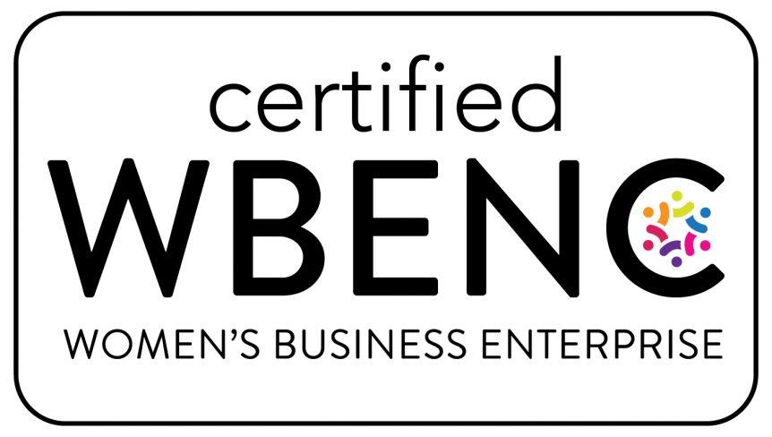The Women's Business Enterprise logo. New Orleans, LA deMauriac Financial Consulting & Wealth Management