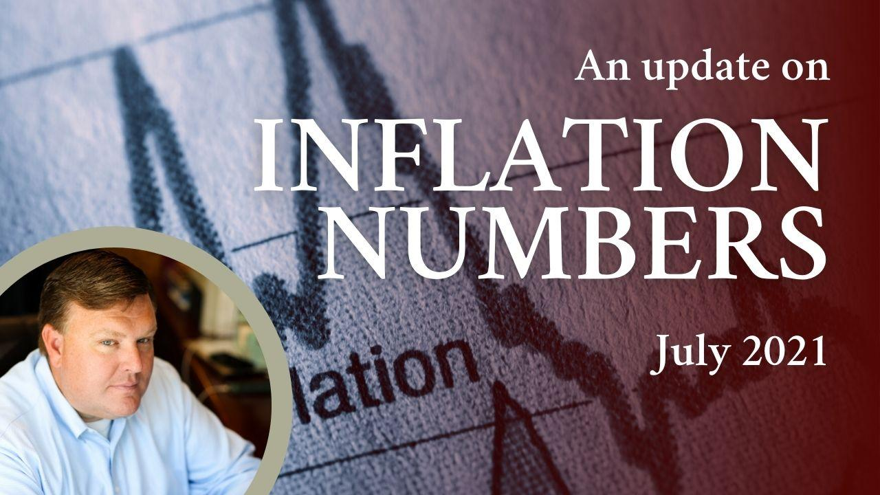 An Update on Inflation Numbers - July 2021 Thumbnail