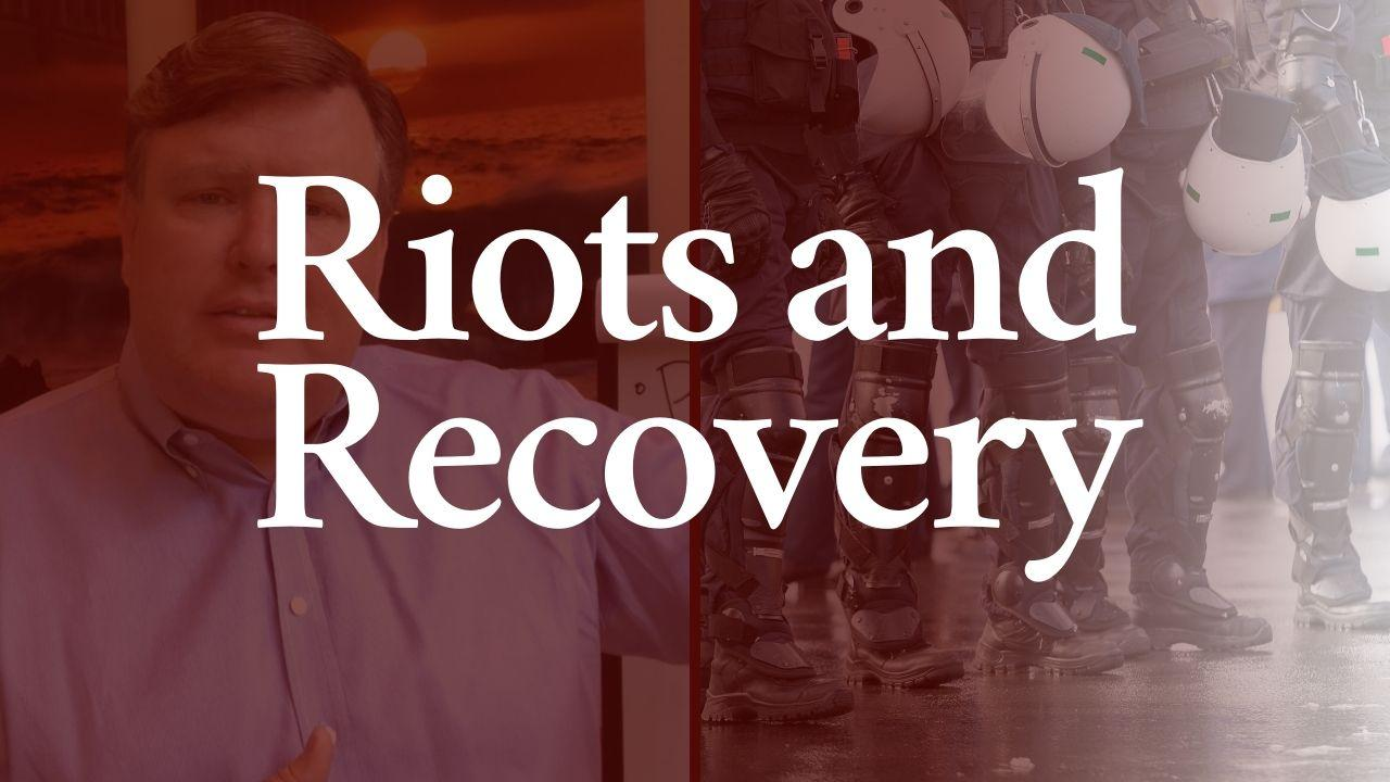 Market Vizion: Riots and Recovery Thumbnail