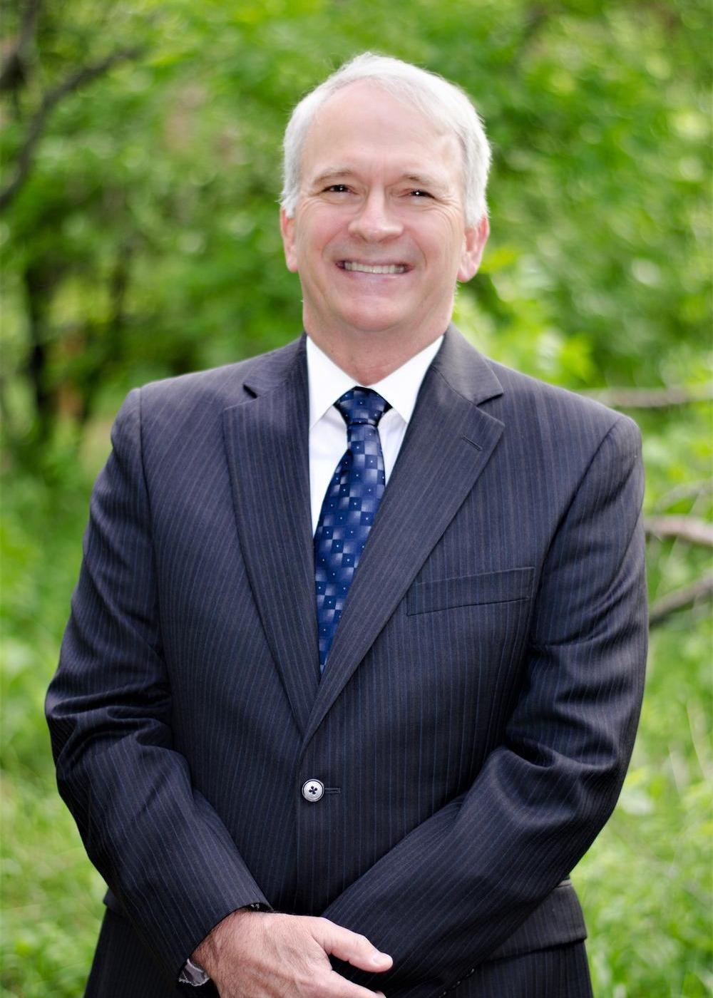 David T. Brunson, CFA, CFP®, CDFA® Photo