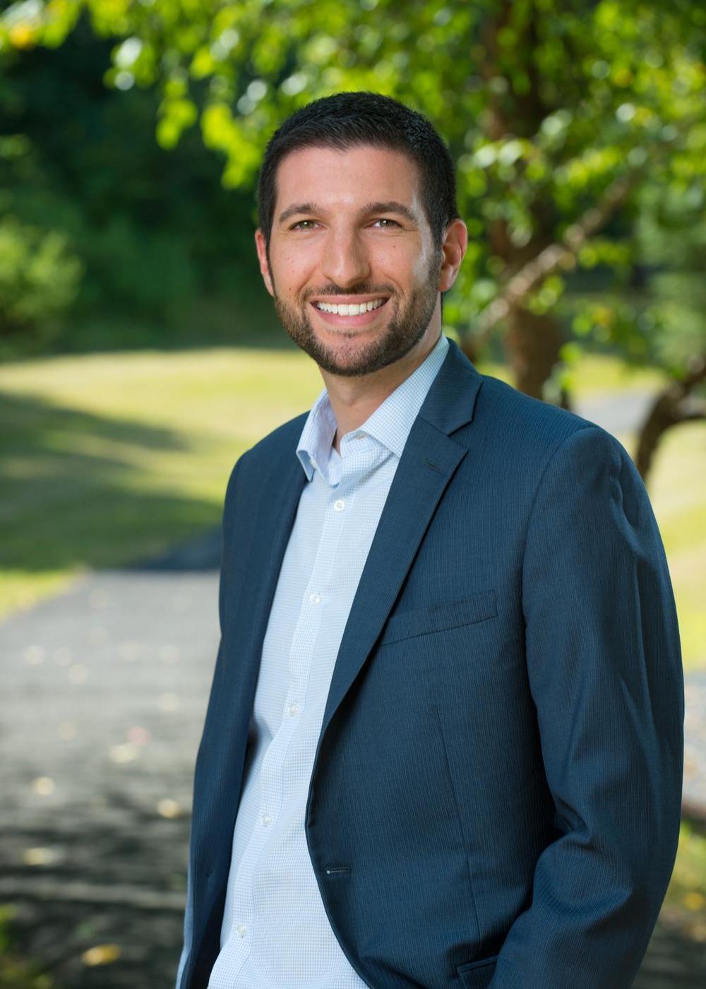 Daniel Weitz, CFP®, CFA Photo