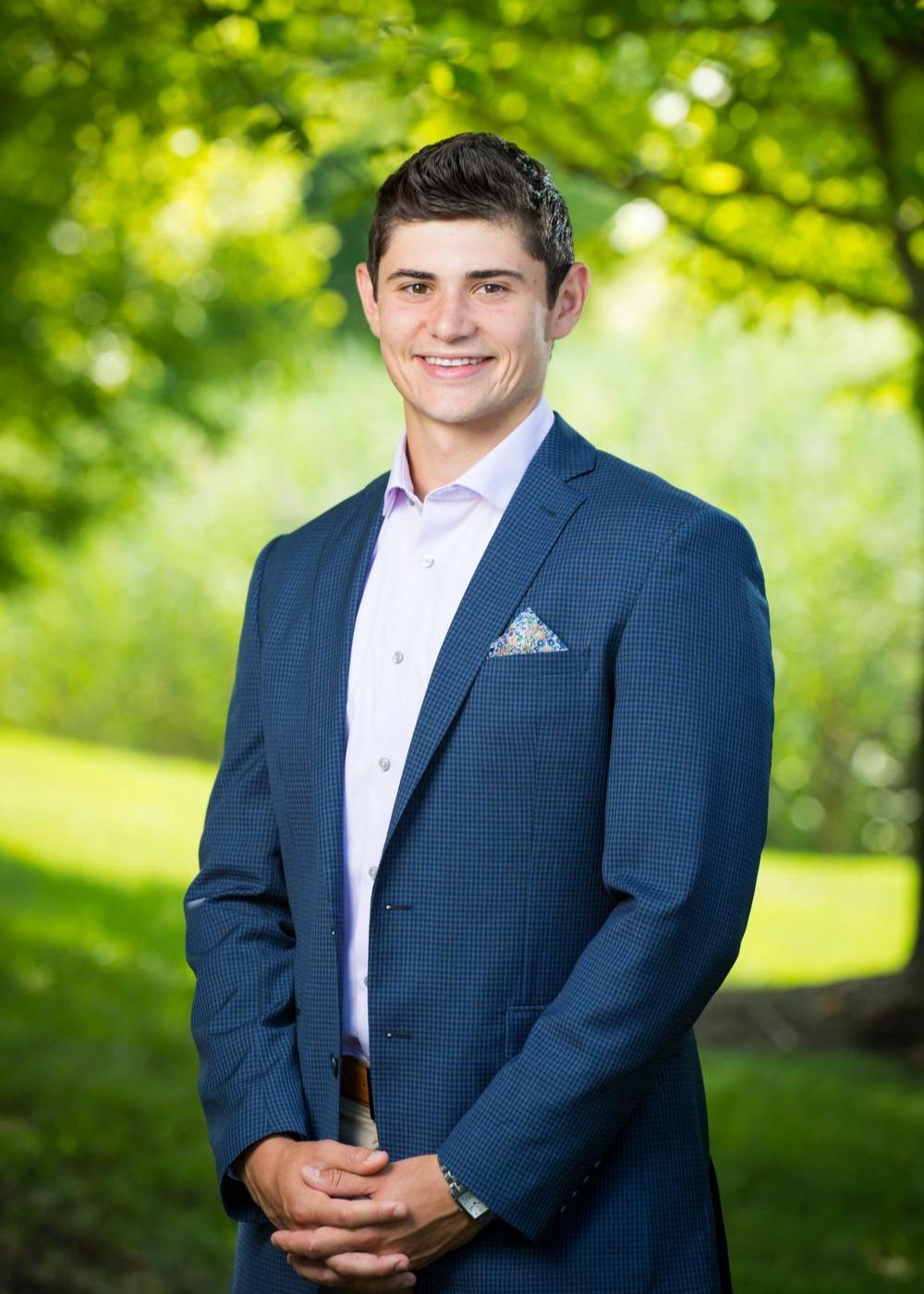 Connor Donovan, CFP® Photo