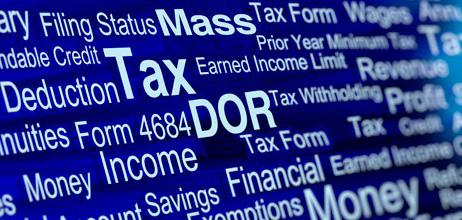 Taxes in Massachusetts Thumbnail