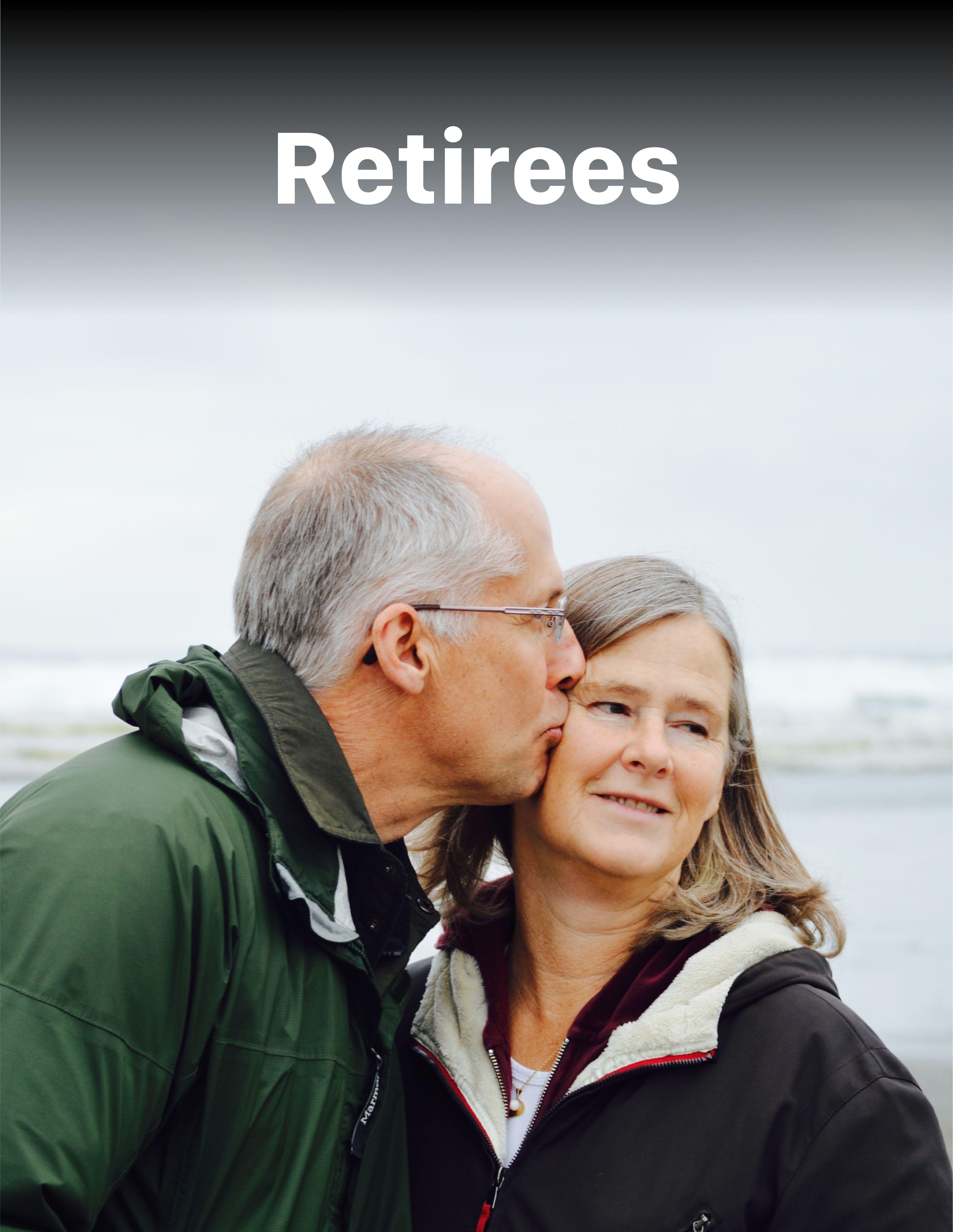 Nearing Retirement Modal