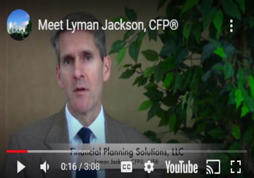 Meet Lyman Jackson, CFP® Thumbnail