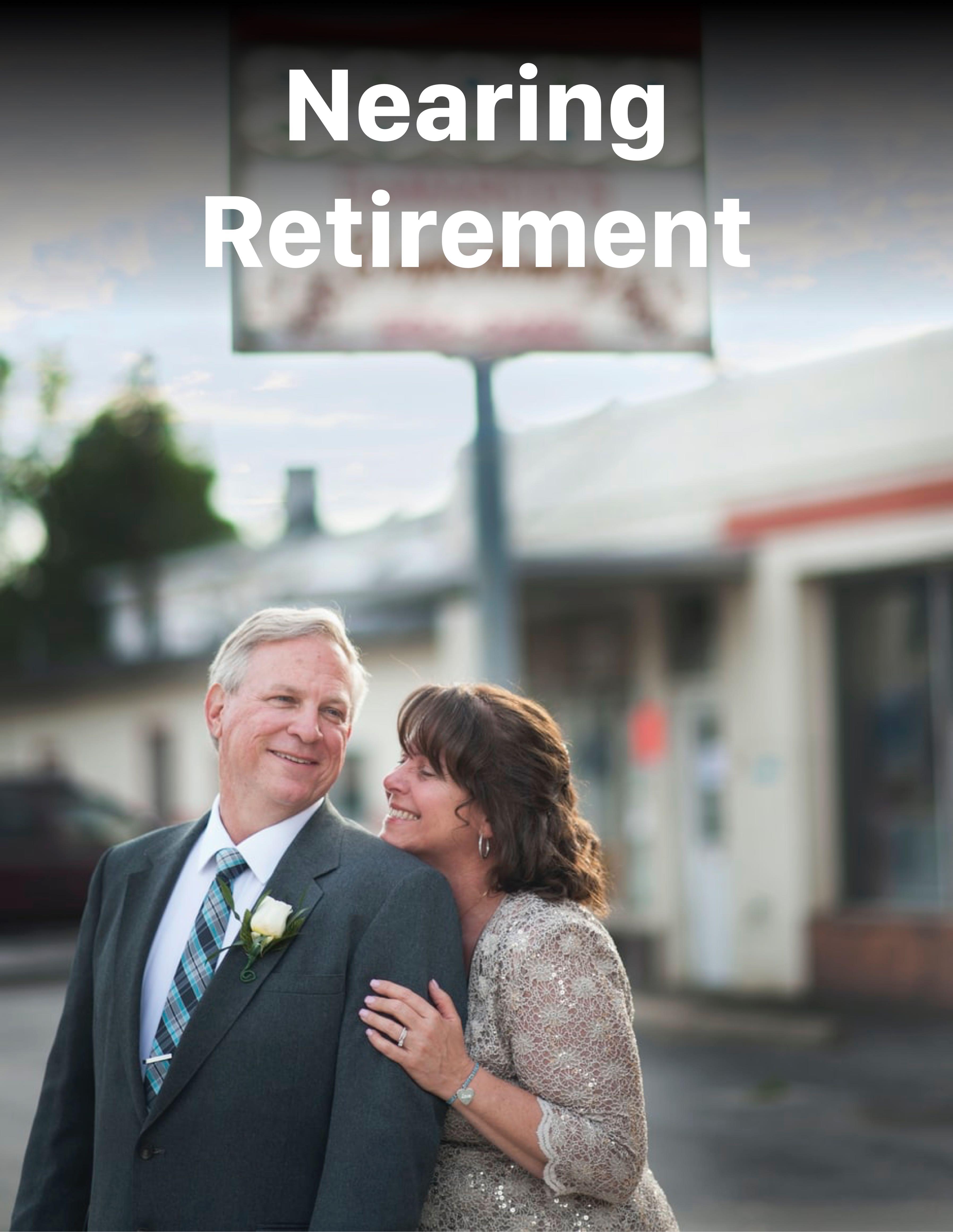 Retiree Modal