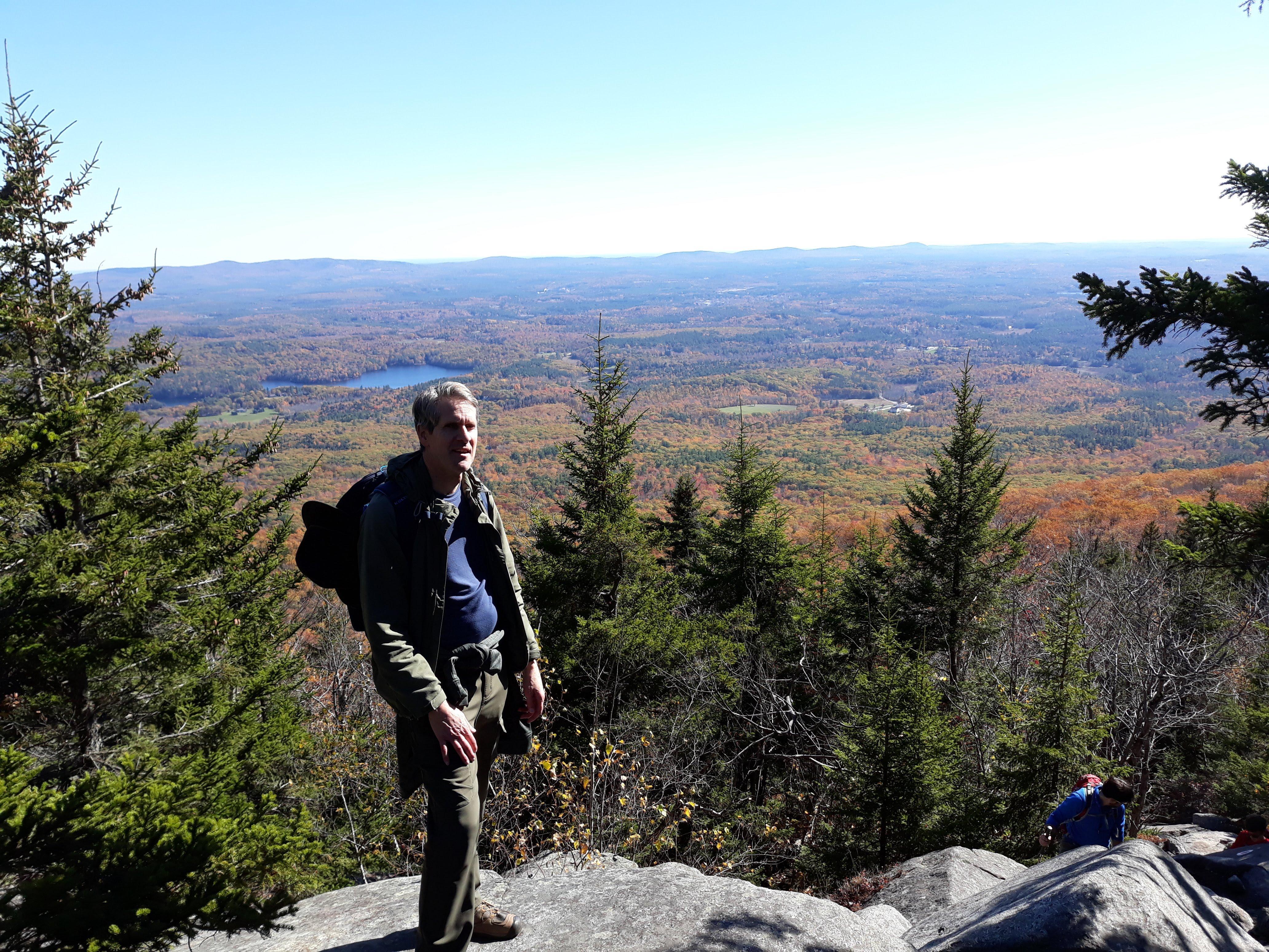 Hiking Mt. Monadnock Thumbnail
