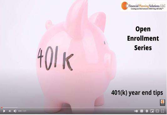 Open Enrollment Series: 401(k)'s Thumbnail