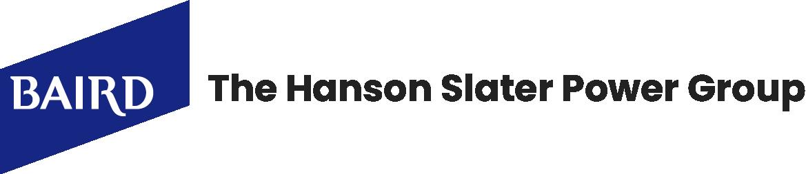 Logo for Baird's Financial Advisors Group | The Hanson Slater Power Group