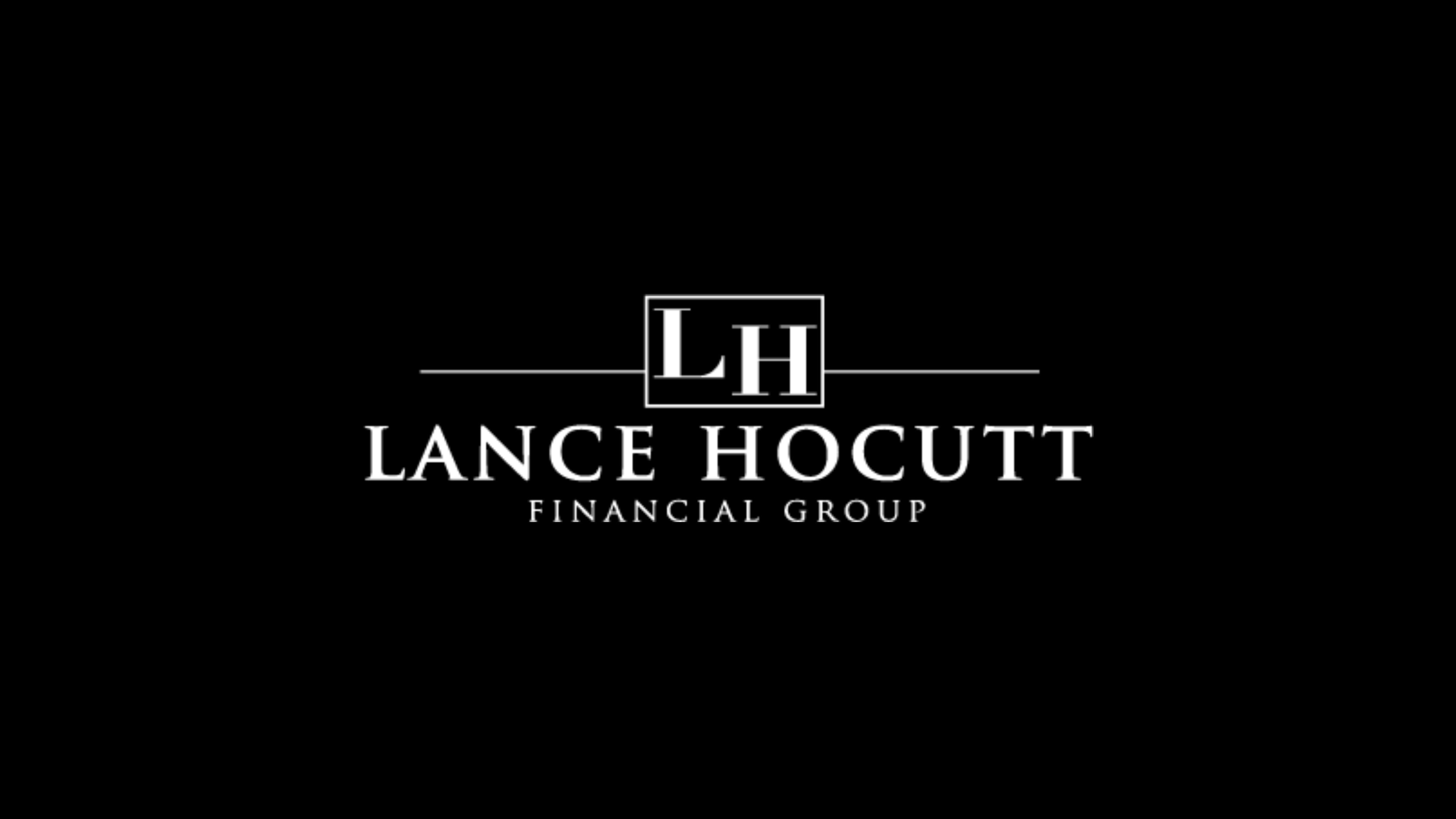 Lance Hocutt Financial Group on YouTube!  Thumbnail