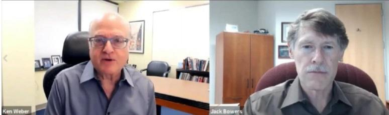 VIDEO - Ken Weber and Jack Bowers Market Discussion Thumbnail