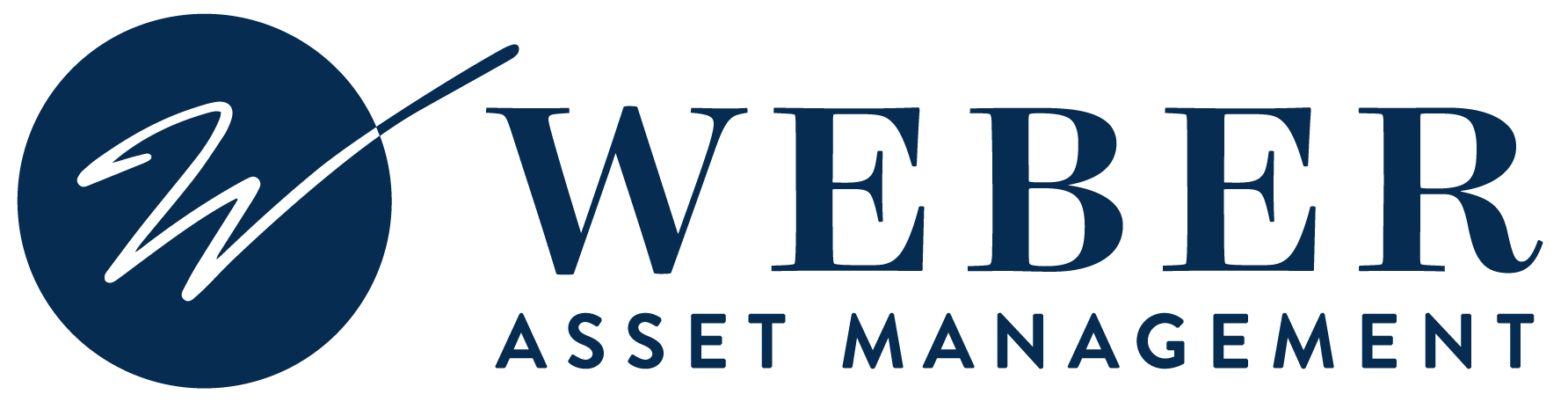 Logo for Weber Asset Management