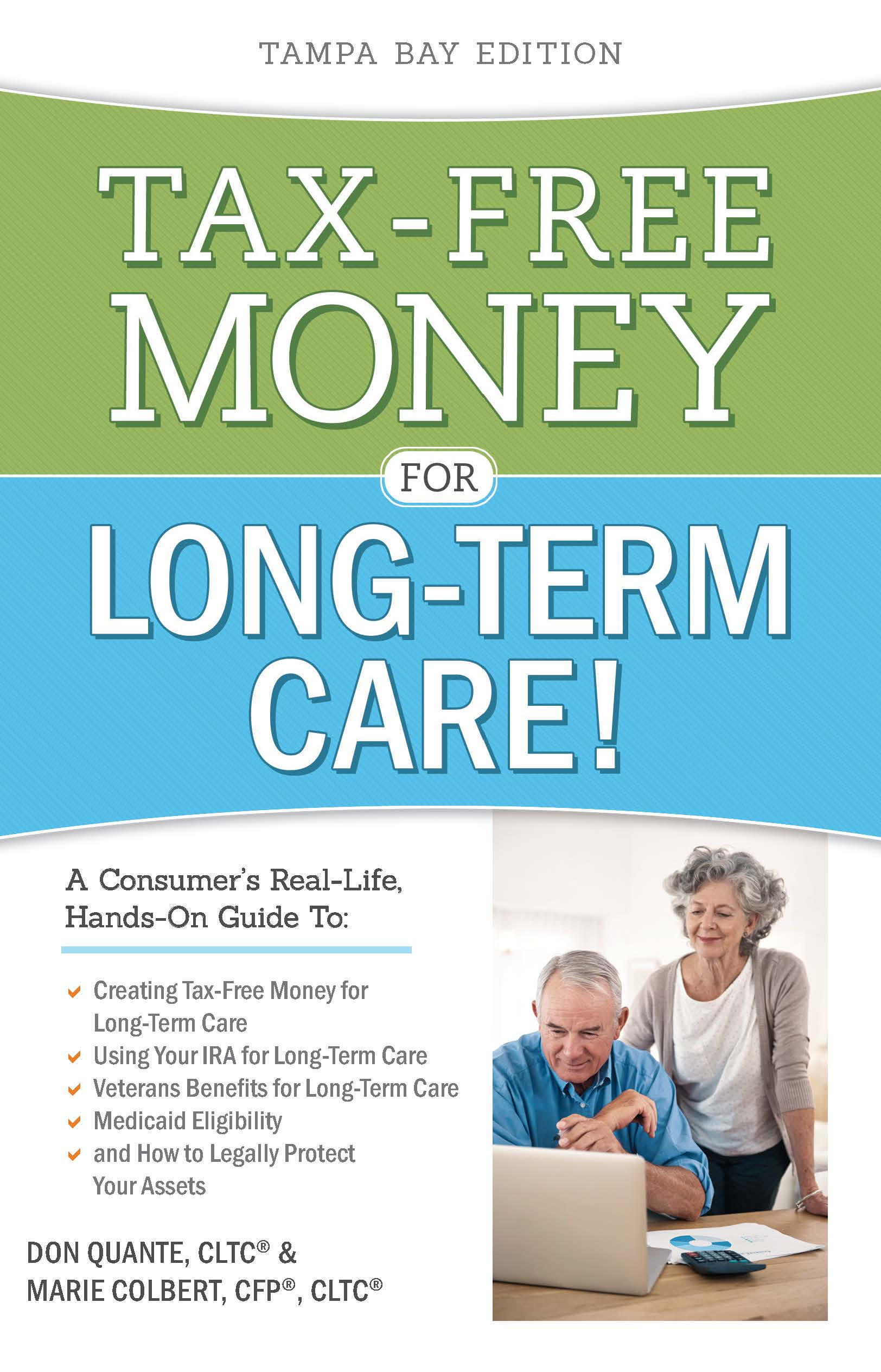 Tax-Free Money for Long-Term care book Tampa, FL Key Planning Partners