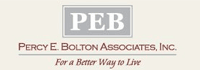 Logo for Financial Advisor - Percy E. Bolton Associates
