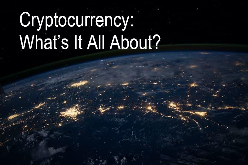 Caught up in Cryptocurrency Thumbnail