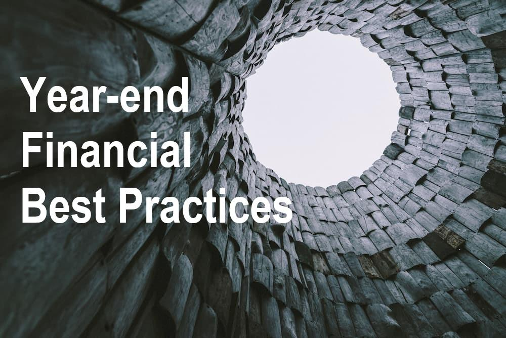 Financial Best Practices for Year-End 2020 Thumbnail