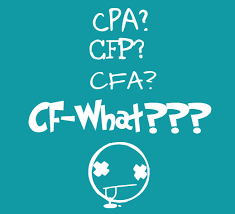 Podcast Episode #5: CFP, CPA, etc... What Do All Those Letters Mean? Thumbnail