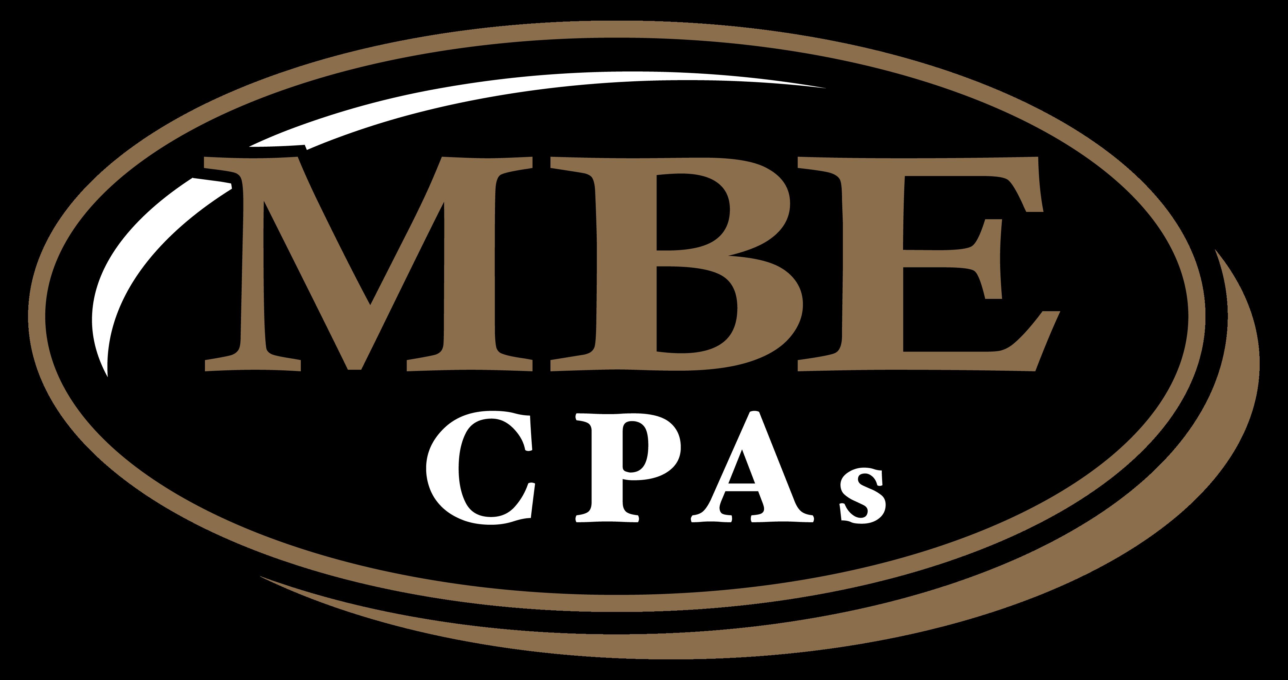 MBE CPAs logo
