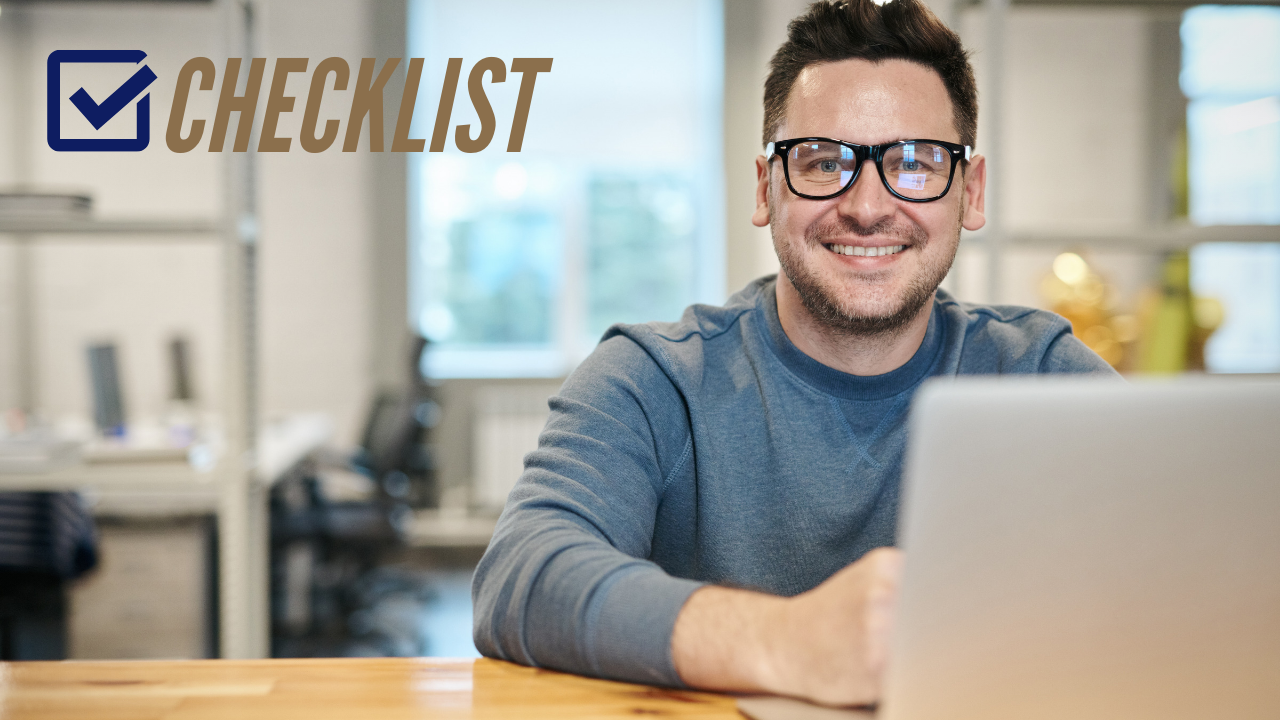 CHECKLIST: What Issues Should I Consider When Starting A New Job? Thumbnail