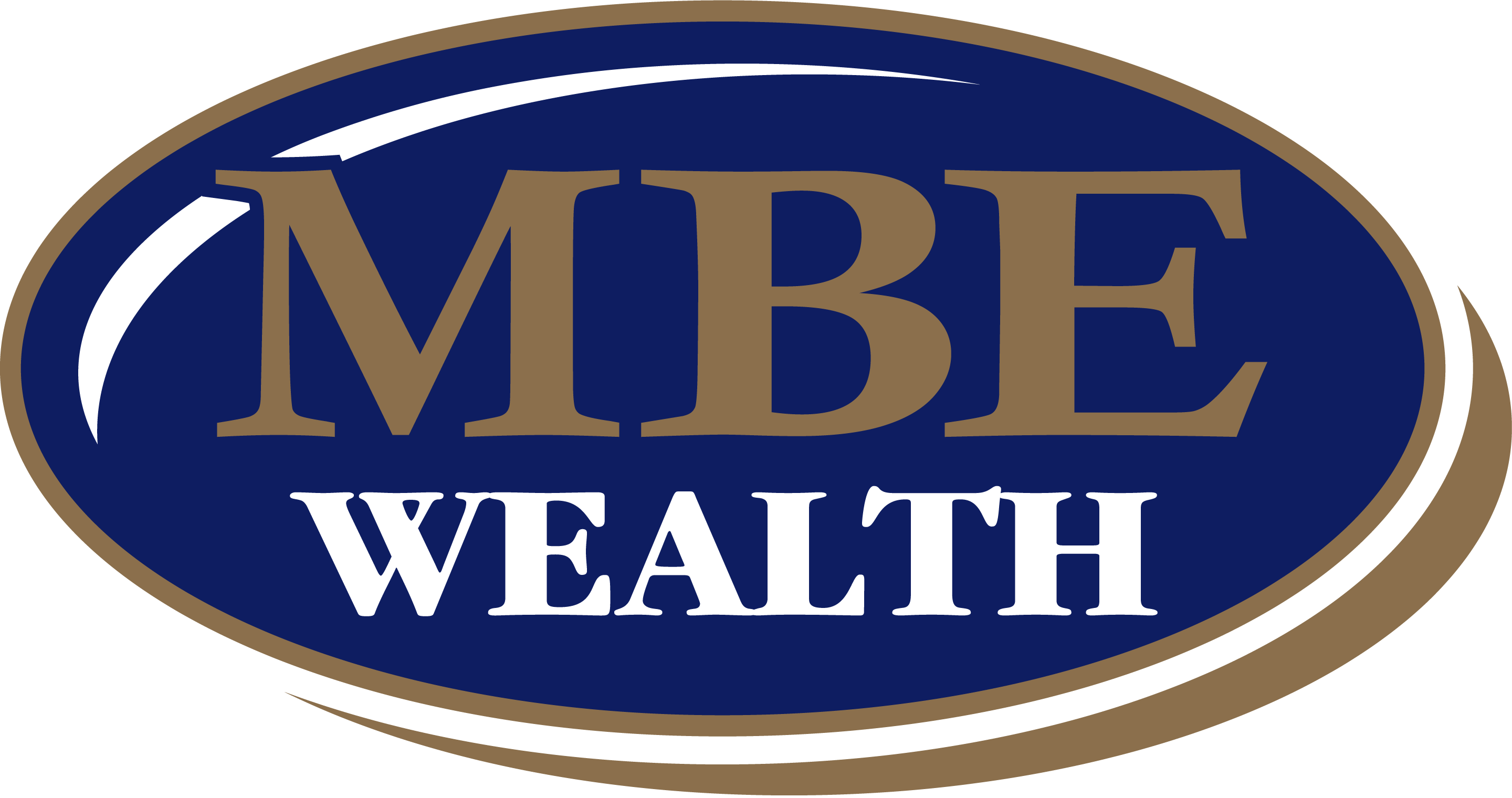 Logo for MBE Wealth