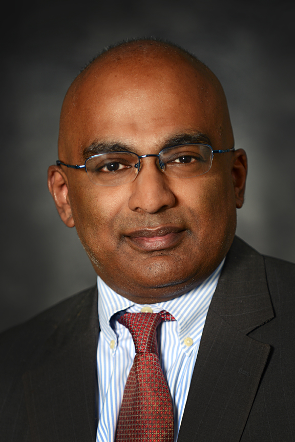 Ramu Venkatachalam headshot