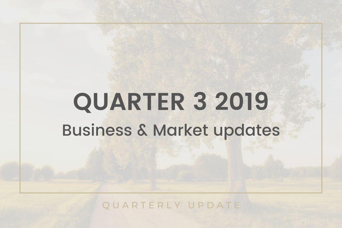 RIM Newsletter | Quarter 3 2019  Thumbnail