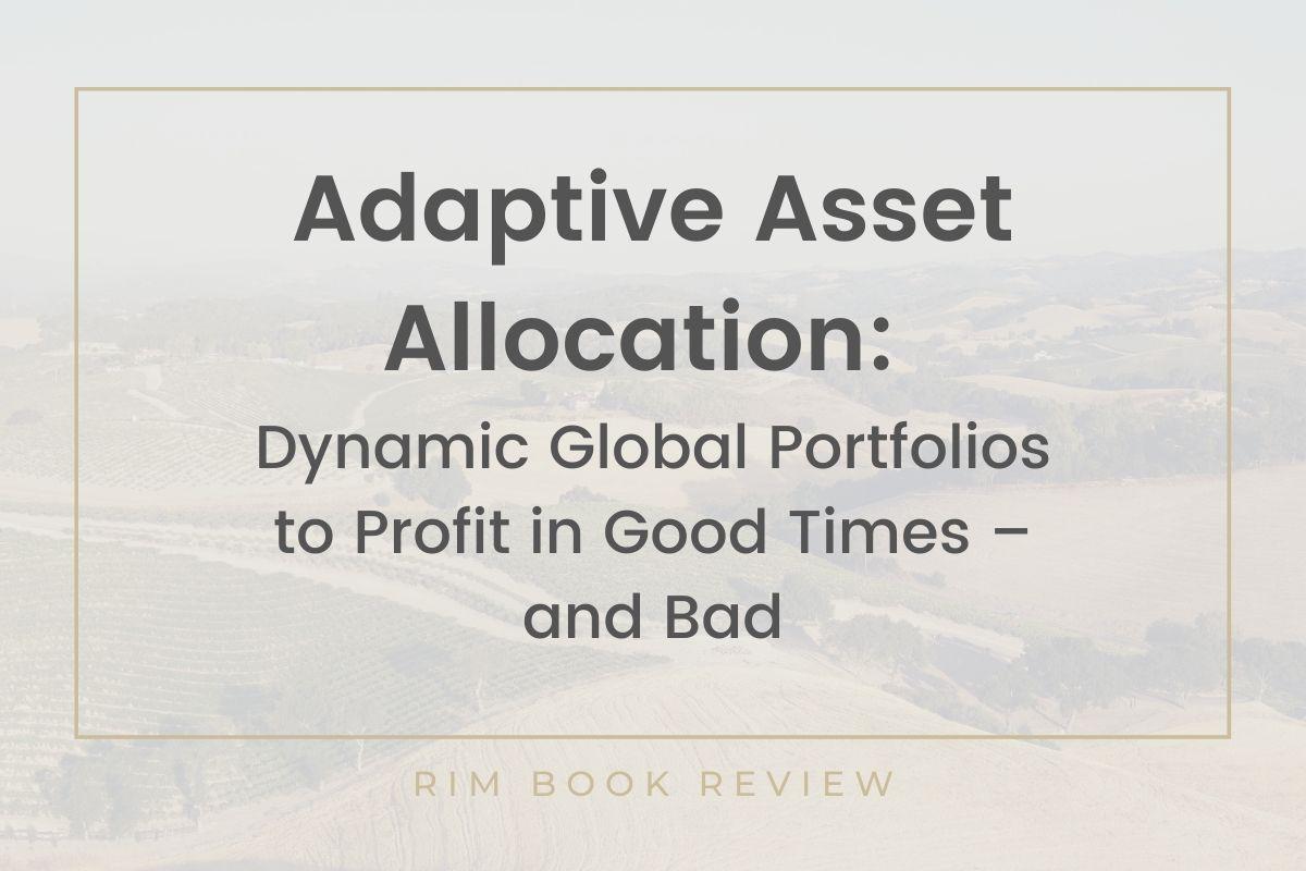 Adaptive Asset Allocation Thumbnail