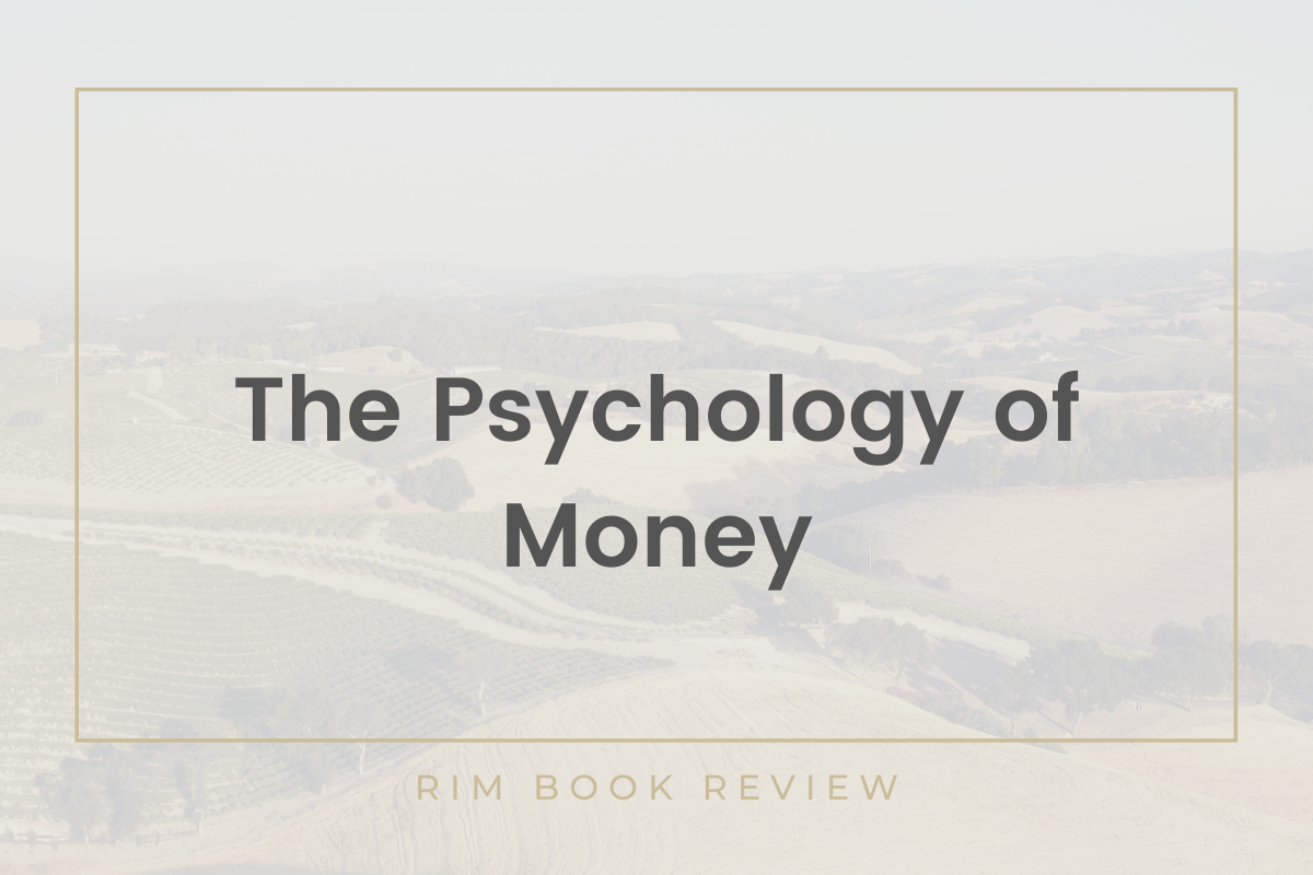 Book Review: The Psychology of Money Thumbnail