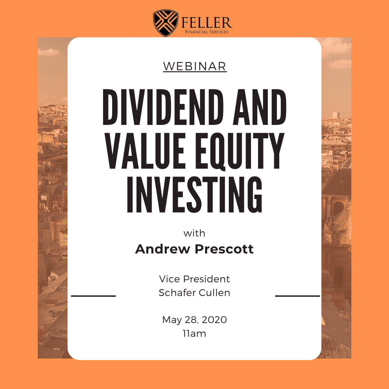 Dividend and Value Equity Investing Webinar Thumbnail