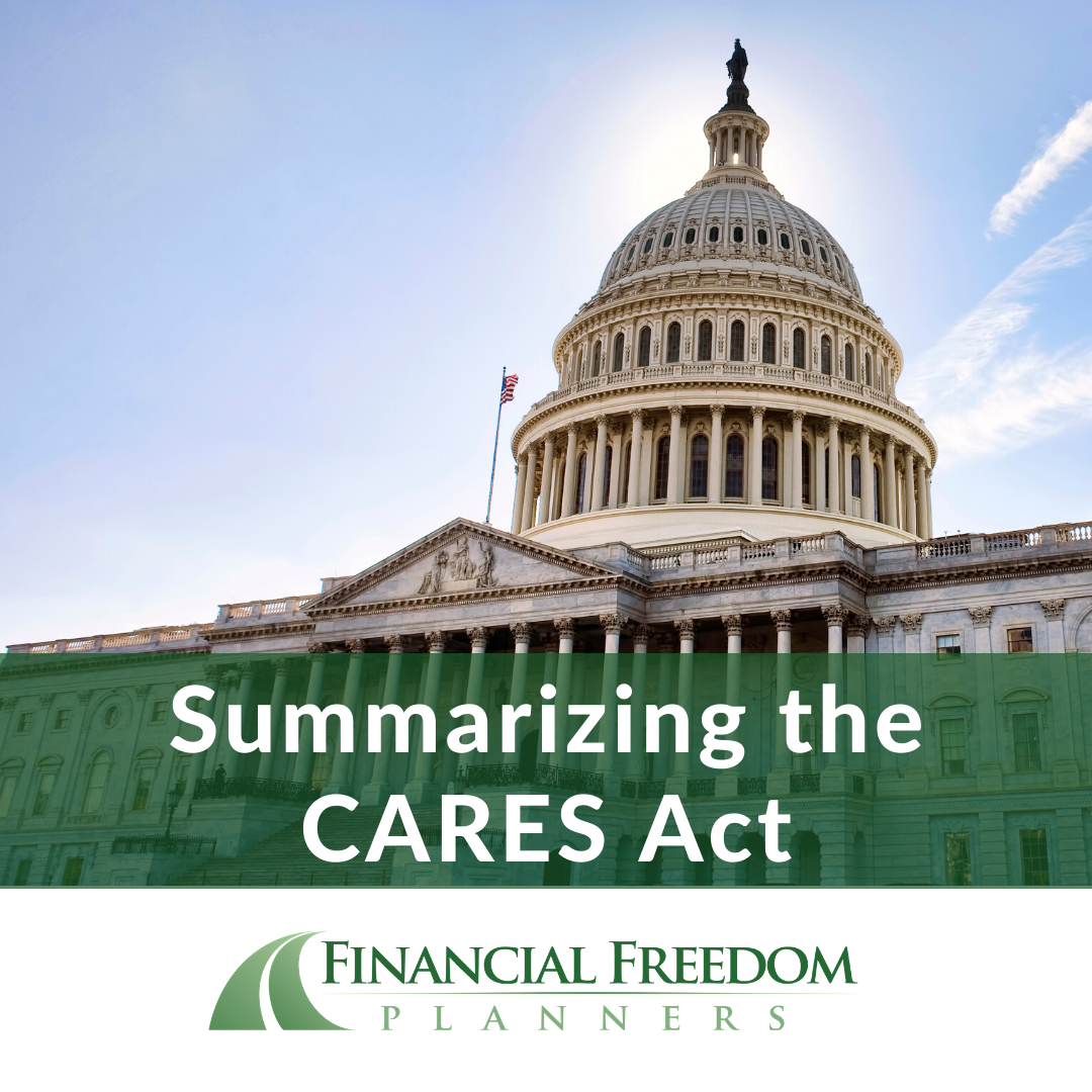 Summarizing the CARES Act for Businesses Thumbnail