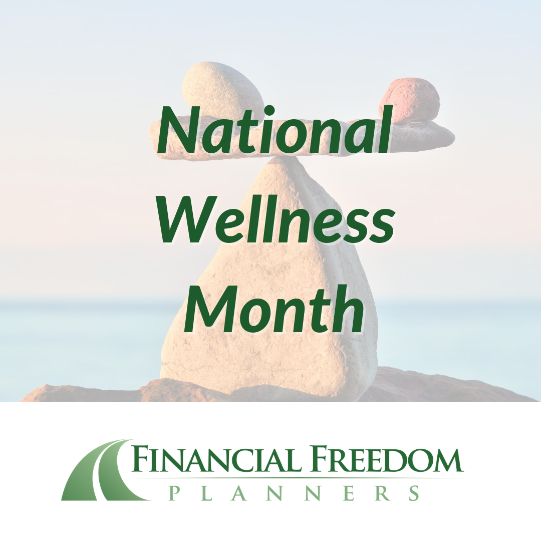 August is National Wellness Month Thumbnail