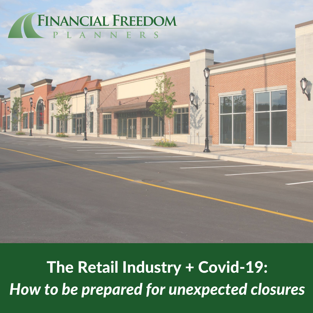 Retail Industry and Covid-19: How to be Prepared for Unexpected Closures Thumbnail
