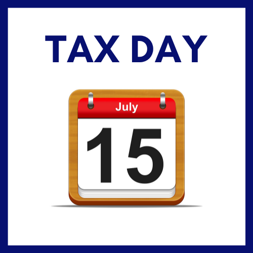 July 15 Due Date Approaches for Federal Income Tax Returns and Payments Thumbnail