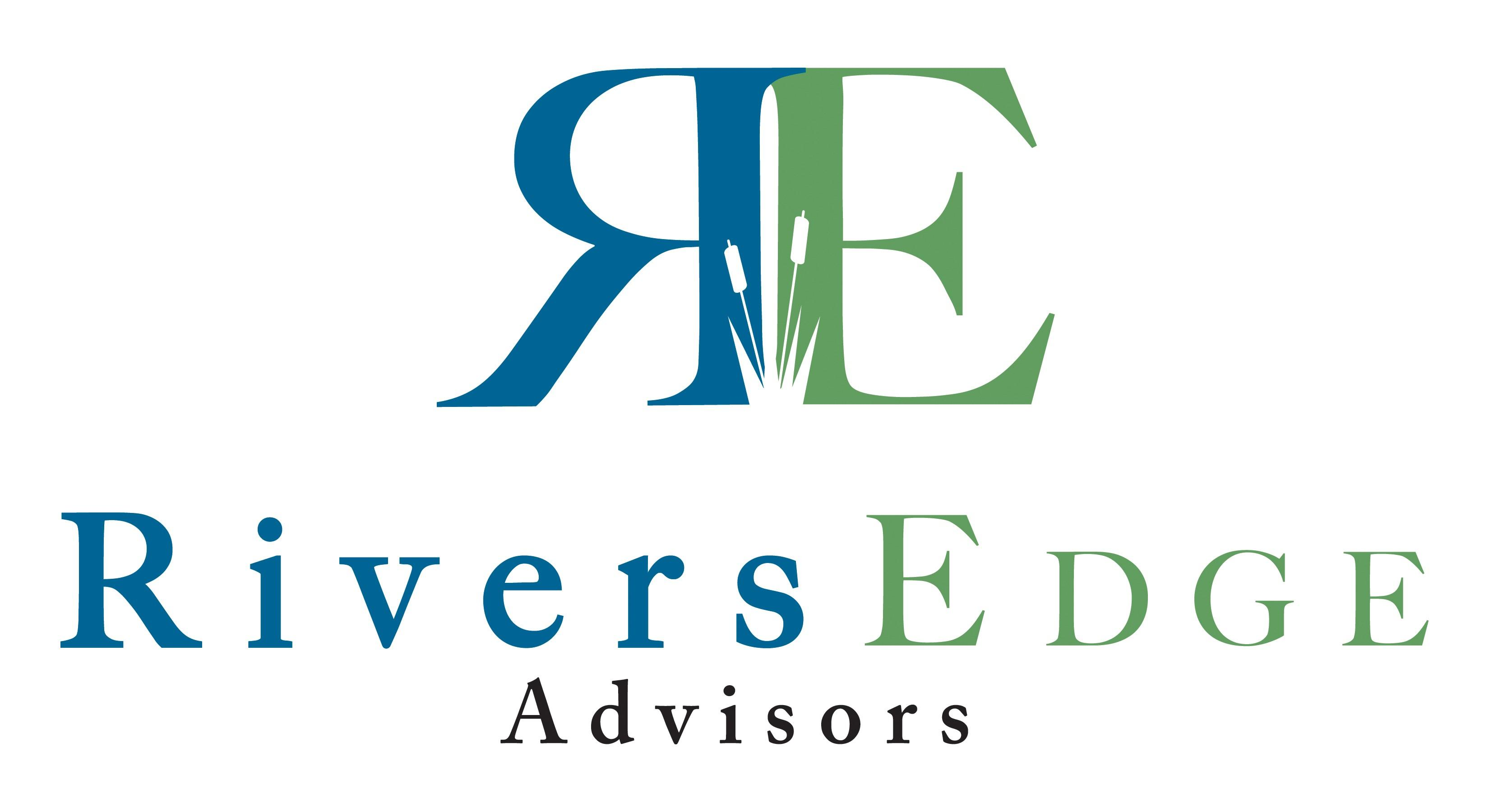 Logo for Rivers Edge Advisors