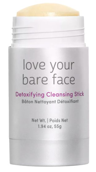 love your bare face cleansing stick spring break travel beauty essentials