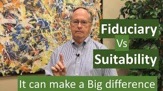 Fiduciary vs Suitability Thumbnail